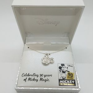 Disney Mickey Mouse 90th Anniversary Necklace
